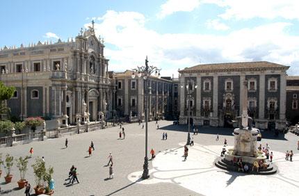 Riqualificazione centro storico di Catania: 1000 posti di lavoro
