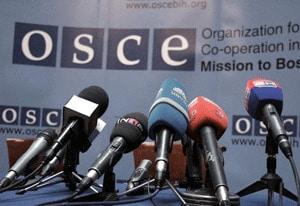 Stage a Vienna e Copenaghen all'OSCE