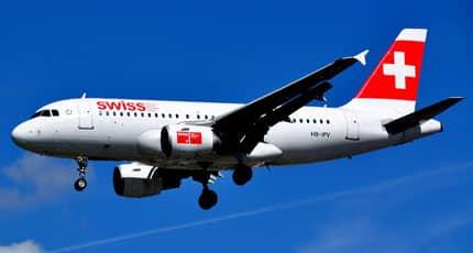 Swiss Airlines: lavoro per assistenti di volo in Svizzera