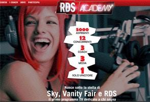 Talent RDS Academy per chi vuole lavorare in radio
