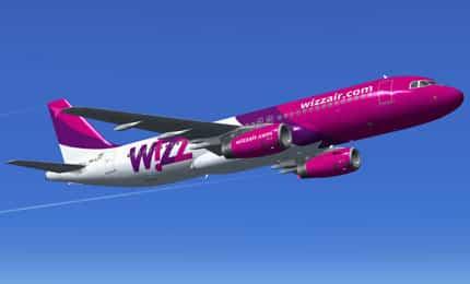 Lavoro Wizz Air: assunzioni per 150 cadetti Piloti