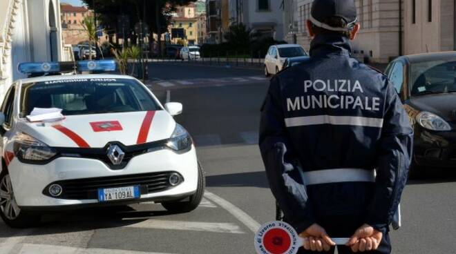 Agenti Polizia Municipale Comune Gallipoli
