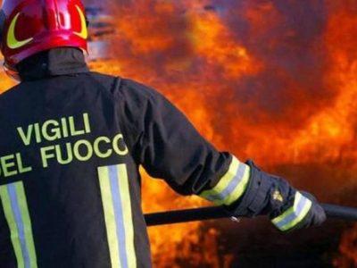 Vigili del fuoco ispettore antincendi