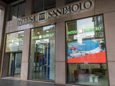 Intesa Sanpaolo, posizioni aperte a Milano e Torino