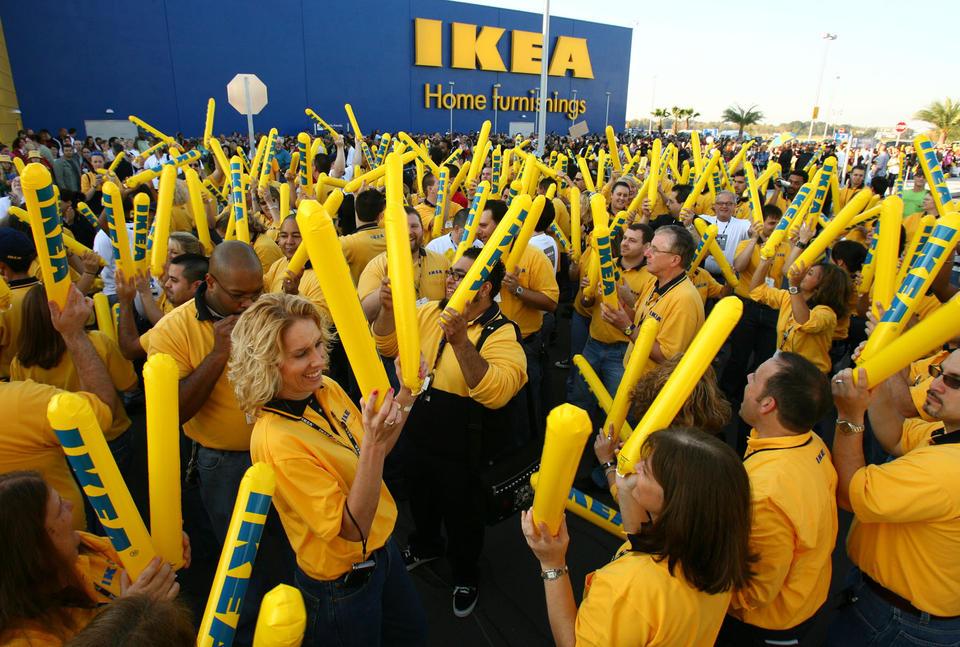 IKEA, nuove opportunità di lavoro