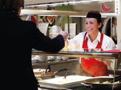 Sei interessato a lavorare nella ristorazione? Il Gruppo Camst è alla ricerca di personale.
