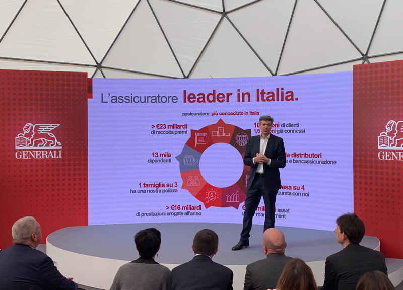 Generali, compagnia leader in Italia nella vendita di prodotti assicurativi, offre lavoro nelle sue sedi direzionali e nella rete commerciale.