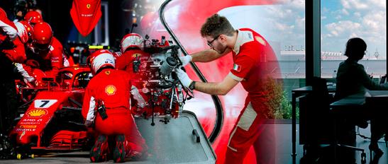 Lavorare in Ferrari, come candidarsi
