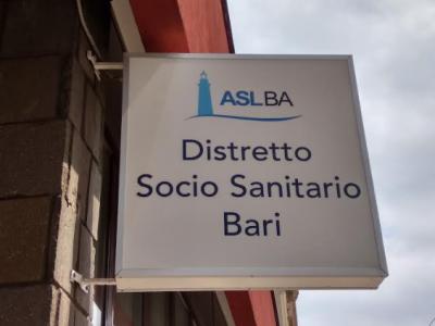 Concorso ASL Bari