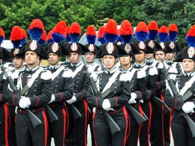 concorso per 13 tenenti carabinieri