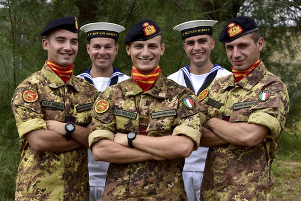 Concorso Marina Militare per 200 volontari FP4