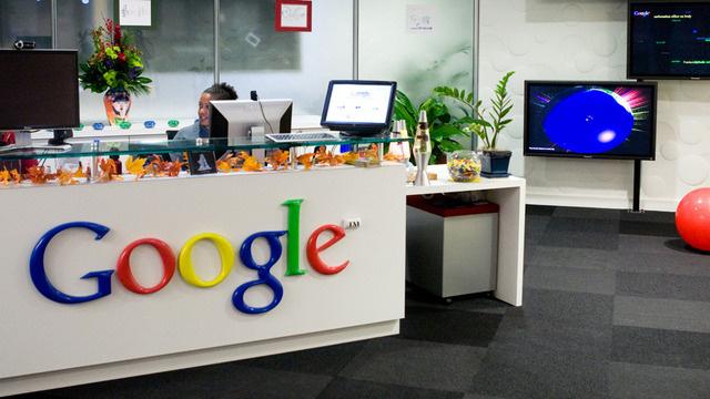 Assunzioni in Google