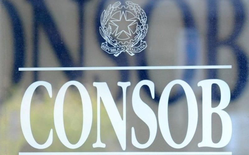 Tirocini alla Consob