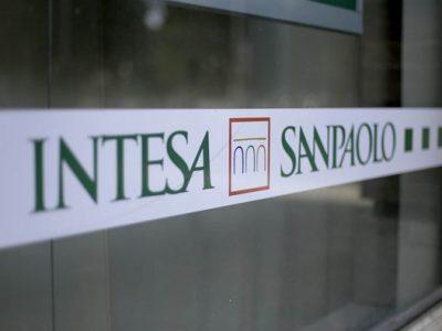 Intesa San Paolo: posizioni aperte