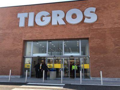 Tigros assume