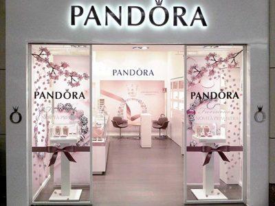 Pandora cerca addetti vendite a Roma