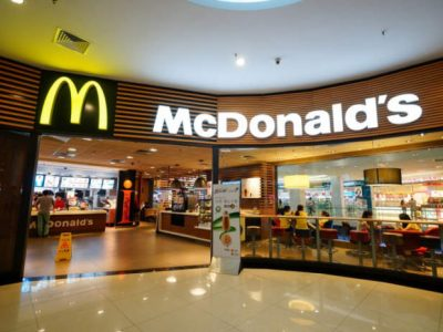 Mc Donald's assume a Roma