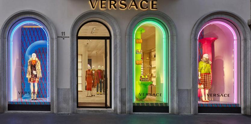 Posizioni aperte in Versace