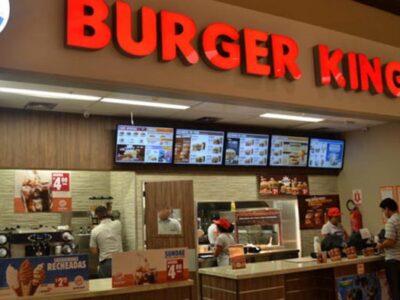 Lavoro Roma Burger King