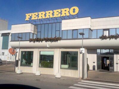 Assunzioni Ferrero a marzo 2021