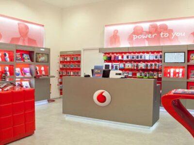 Assunzioni in Vodafone